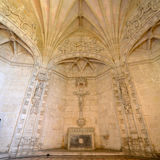 Jeronimos Monastery, Lisbon, Portugal Stock Photos