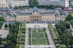 Ecole Militaire Paris France Royalty Free Stock Photos
