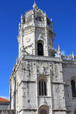 Jeronimos monastery in Belem Royalty Free Stock Photos