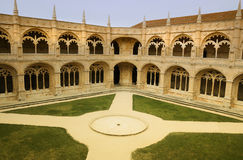 Jeronimos Monastery Royalty Free Stock Image