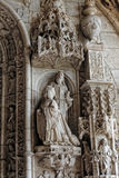 Jeronimos stonework Stock Images
