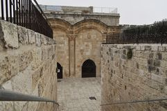 Jerozolima golden gate Obraz Royalty Free