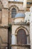 Jerozolima, kościół Święty Sepulcher Zdjęcia Royalty Free
