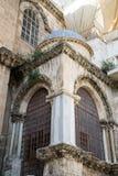 Jerozolima, kościół Święty Sepulcher Zdjęcie Royalty Free