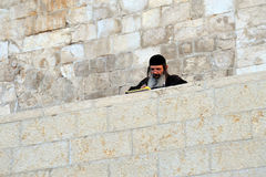Wy ściana - Izrael Fotografia Royalty Free