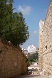 Jerozolima, wśrodku Starego miasta Obraz Stock