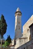 Jerozolima wierza Zdjęcia Stock