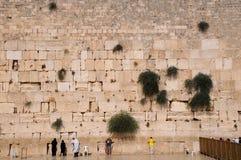 Jerozolima wy ściana Obrazy Royalty Free