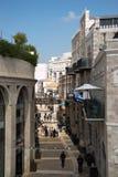 Jerozolimskie ulicy Zdjęcie Stock