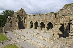 Jerpoint Abbey Royalty Free Stock Images