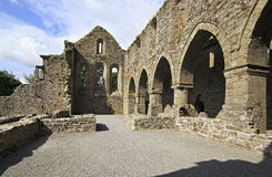 Jerpoint Abbey Royalty Free Stock Photo