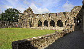 Jerpoint Abbey Stock Photography