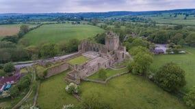 Jerpoint opactwo Thomastown, okręg administracyjny Kilkenny, Irlandia obraz royalty free