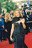 Jerry Hall Photos libres de droits