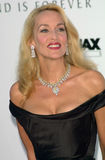 Jerry Hall Royaltyfri Foto