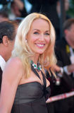 Jerry Hall Stock Photo