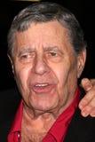Jerry Lewis Stock Photo