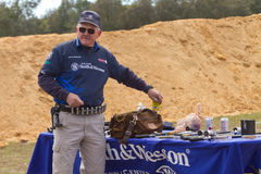 Jerry Miculek Royalty Free Stock Images
