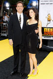 Jerry Seinfeld and Jessica Seinfeld Stock Images