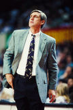 Jerry Sloan Utah Jazz Royalty Free Stock Photography
