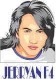 JERRYAN F4 Photographie stock libre de droits