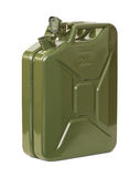 Jerrycan Stock Photography