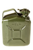 Jerrycan Royalty Free Stock Photo