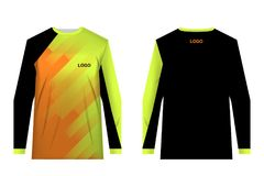 jersey illustration libre de droits