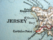Jersey. The way we looked at Jersey in 1949 Royalty Free Stock Photo