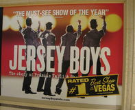 Jersey Boys Stock Images