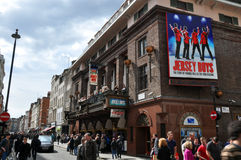 Jersey Boys Big Hit in The West End, London Stock Images