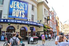 Jersey Boys Stock Photos