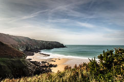Jersey Channel Island Uk Stock Image