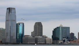 Jersey City, Нью-Джерси стоковая фотография rf