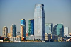 Jersey City Royalty Free Stock Photography