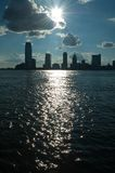 Jersey City Royalty Free Stock Images