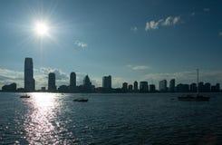 Jersey City Stock Image