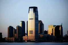 Free Jersey City Downtown Buildings Stock Image - 26938401
