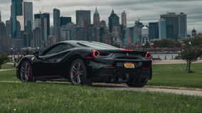 9/24/18 - Jersey City, NJ stock foto