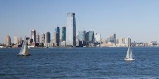 Jersey City panorama Stock Image