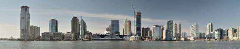 Jersey City. Royalty Free Stock Image