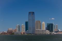 Jersey City Skyline Stock Photos