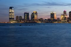 Jersey City Stock Photo