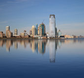 Jersey City. Stock Image