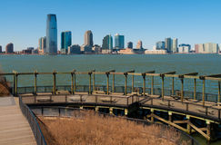 Jersey City Royalty Free Stock Photos