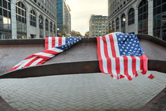 Jersey City, WTC-Denkmal Lizenzfreie Stockfotos