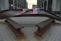 Jersey City, WTC Memorial Stock Photos