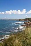 Jersey Coastline (UK) Stock Photos