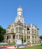 Jersey County domstolsbyggnad Arkivbilder