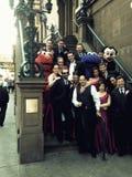 Jersey-Hochzeit Stockfotografie